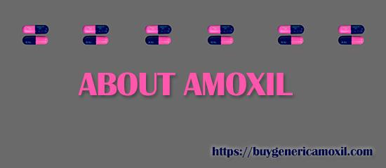about amoxil