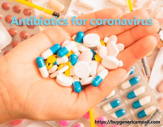 Antibiotics for coronavirus